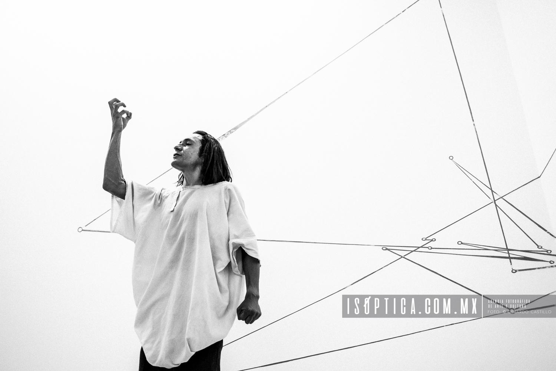 """Presenta Teatro de Ciertos Habitantes """"Artaud en mil pedazos"""" en"""