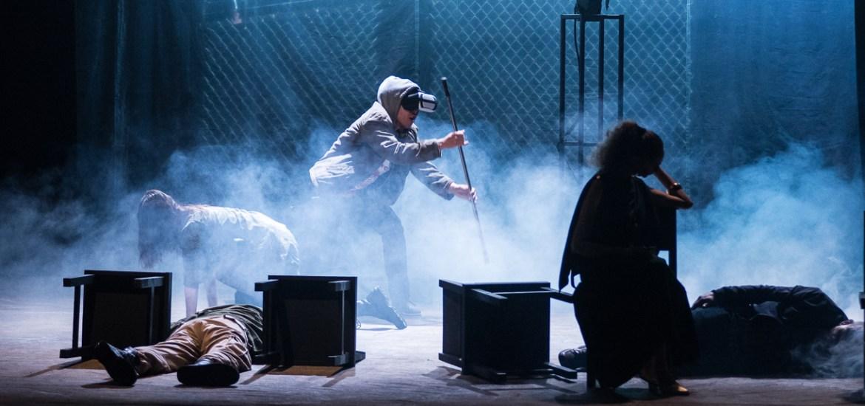 Estreno de la obra Que arda Tebas en el Teatro Orientación