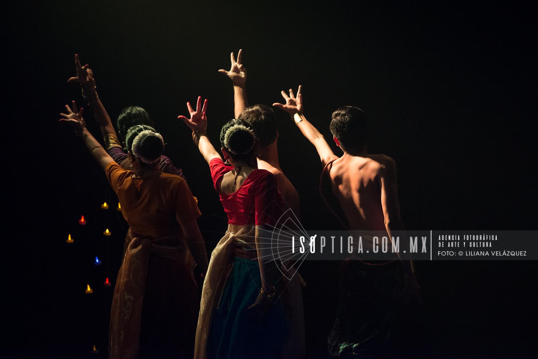 Talleres de Coyoacán presenta Proyecto Saundarya Lahari