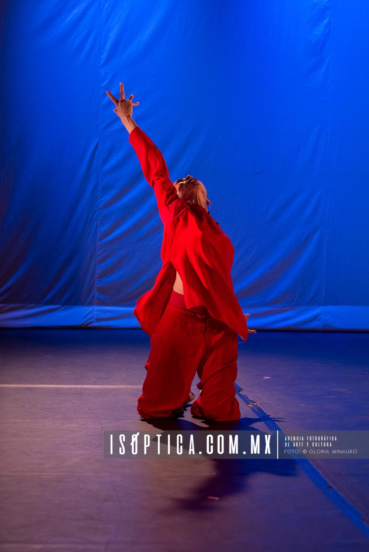 Danza X la Libre 2020, Olga Rodríguez, La Sulamita, ©Gloria Minauro/isoptica