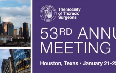 Discussing Value-Based Curative Surgical Option for Non Small Cell Lung Cancer at STS 2017