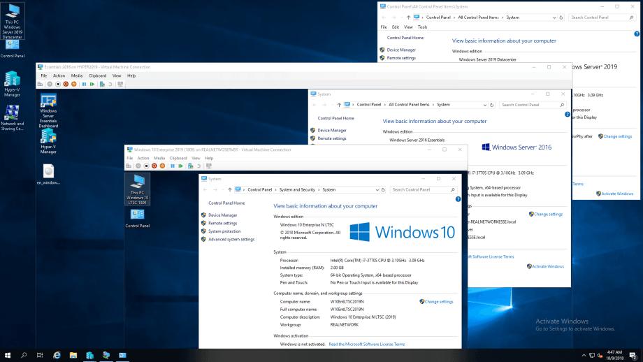 Windows server 2019 download