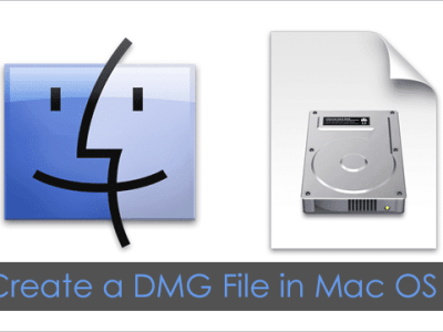 How To Convert ISO file into DMG file on Mac OS X ( Complete Guide 2019)