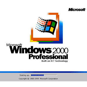 Windows 2000 ISO download: Windows 2000 free download