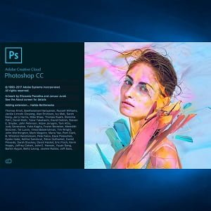 Adobe Photoshop CC 2018 free download for PC (Full Version)