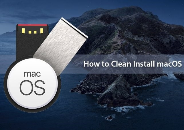 How to Clean Install Mac OS using a USB drive on Mac 1