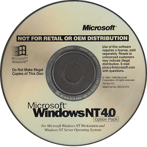 Download Windows NT 4.0 ISO for free 1