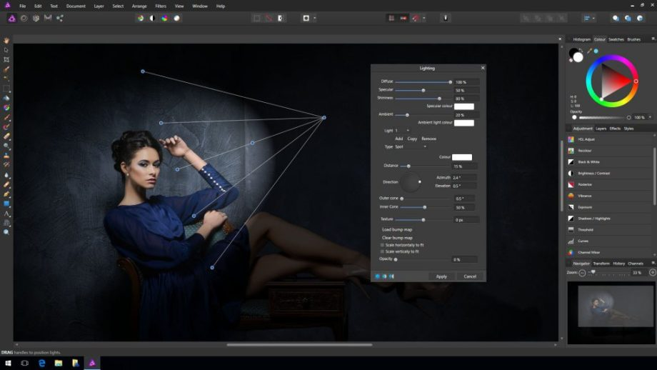 How download Affinity Photo Free for Windows 10, 7, 8 for 32 and 64 bit