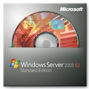 Windows Server 2003 R2 Standard ISO Image Download 1
