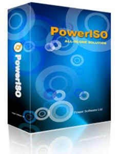 Download Power ISO v7.5 full version for free 2