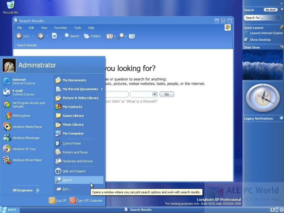 What is best to download Windows Longhorn ISO 32 Bit/ 64 Bit free