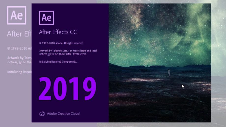 How to download latest version of Adobe after effects CC 2019 for Window