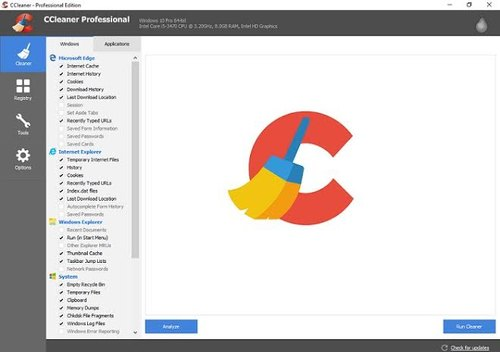 Where can you download CCleaner Professional Full Version for Windows