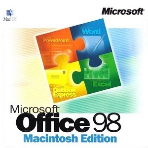Download Microsoft Office 98 Macintosh Edition 2