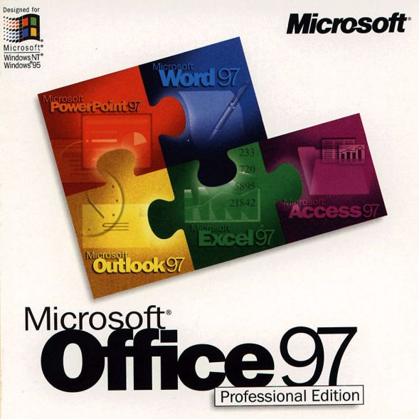 Where can you download Microsoft Office 97 Professional
