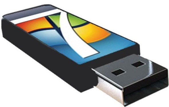 How to make Bootable Windows 7 USB from ISO file