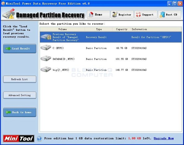 Where can you download Minitool Power Data Recovery