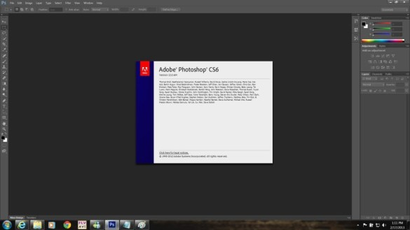 Where can you download Adobe Photoshop CS6 full version for free