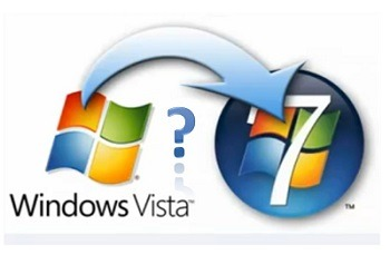 Upgrading Windows Vista to Windows 7 without any Data loss[Updated 2020]