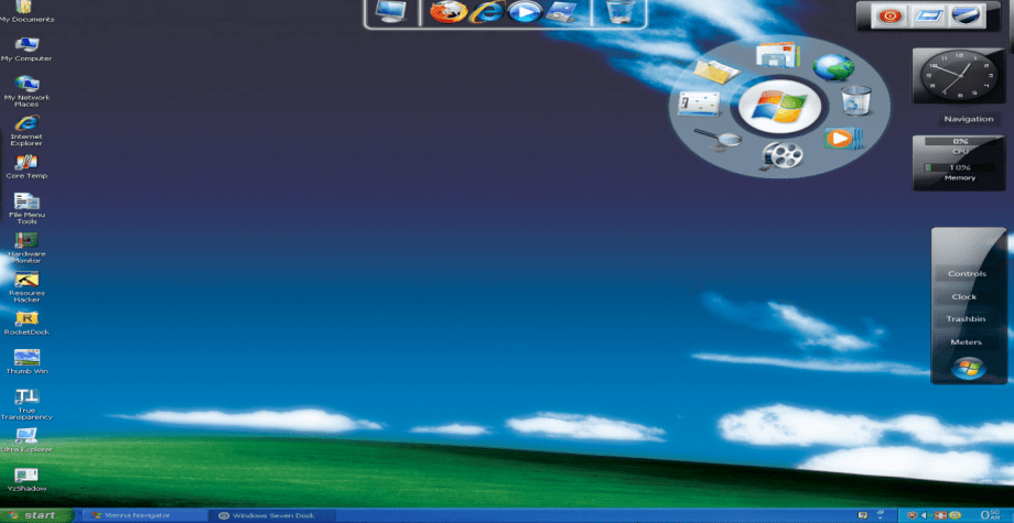 If are you looking for download Vienna Edition of Windows XP for free