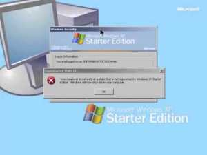 Windows XP Starter Edition Download full version for free 1