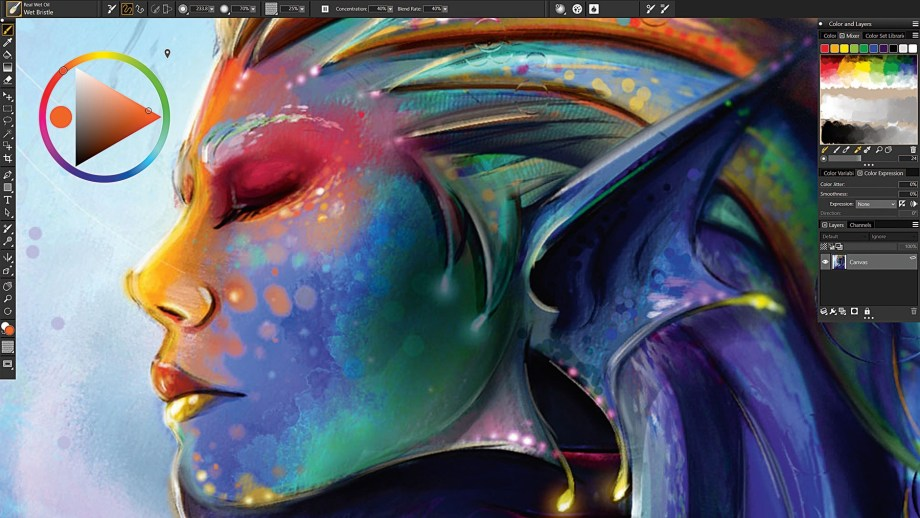 Where can you download Corel Painter 2019 for free