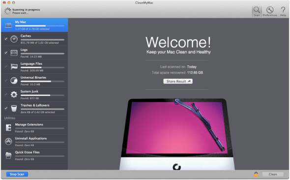 Where can you download CleanMyMac X v4.1 (Mojave) for free