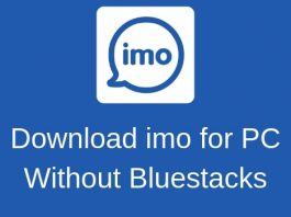 Download IMO for PC without Bluestacks full version for free 1