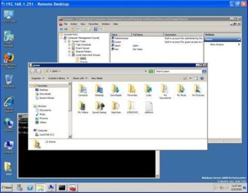 You can download Windows Server 2008 for free