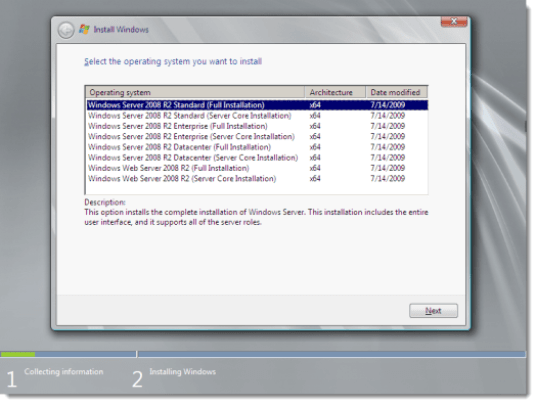 You can download Windows Server 2008 R2 for free