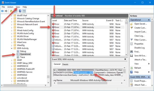 FIX: WMI Provider Host high CPU usage on Windows 10