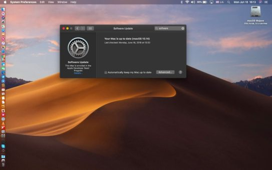 Where can you download Mac OS mojave 10.14 for free