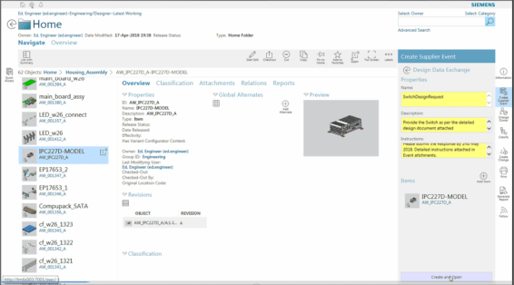 You can download Siemens PLM Teamcenter 12.1 for free