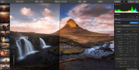 Where can you download Luminar 3.0 for free