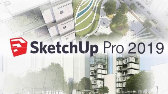 Where can you download SketchUp Pro 2019 for free