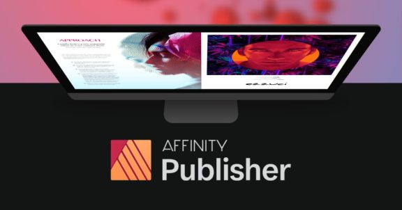 You can download Serif Affinity Publisher 2020 for free