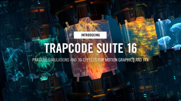 Where can you download Red Giant Trapcode Suite 16 for free
