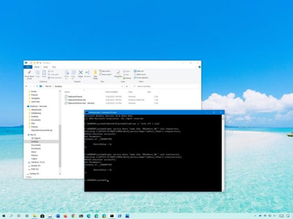 Fixed: Clearing clipboard data with a shortcut on Windows 10