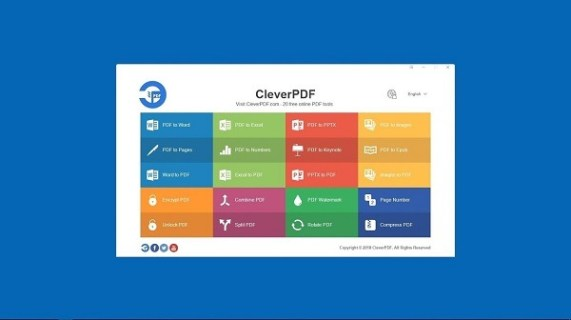 Download CleverPDF 3 for Mac - Full Version 1