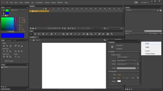 How to get adobe animate 2021 free