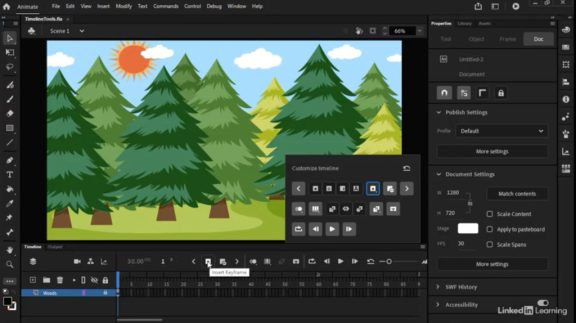 You can download Adobe Animate CC 2021 for free