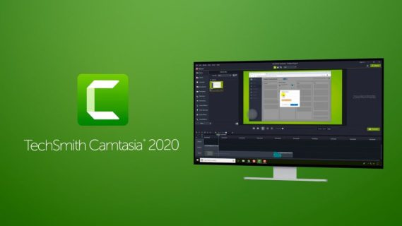 Where can you download Camtasia 2020  for free