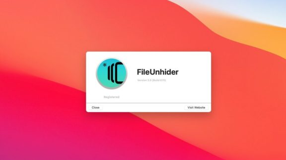 Where can you download FileUnhider 3 for Mac