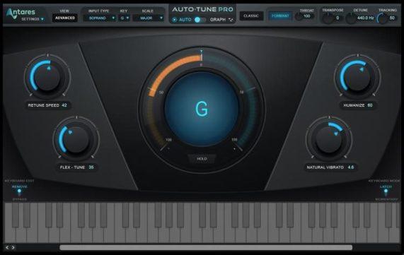 Download Auto-Tune Pro 9 for Mac - Complete Version