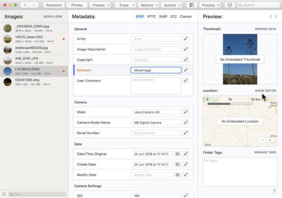 MetaImage for Mac Download Free 1