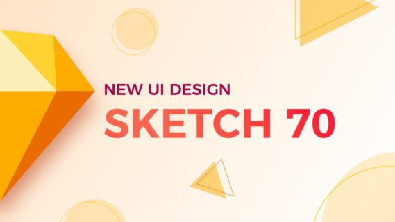 You can download Sketch 70 for Mac