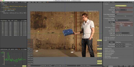 Download 3DEqualizer 4 Full Version for Mac 1