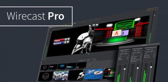 Where can you download Wirecast Pro 14.1.1 for Mac
