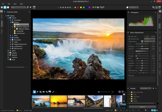 Corel AfterShot Pro 3.7 for Mac Download Free 1