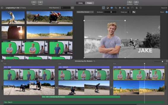 Download iMovie 10.1.10 Full Version for Mac 1
